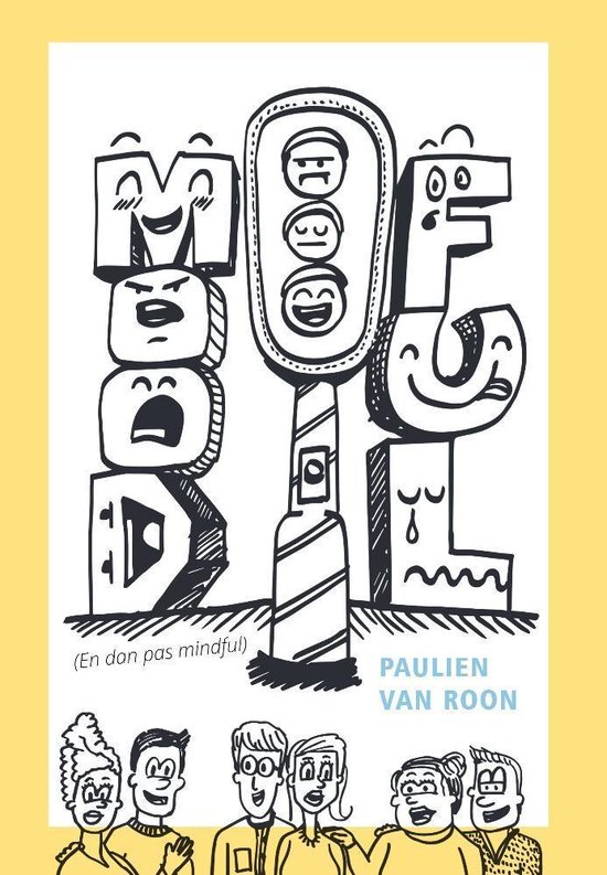 Cover van het boek Moodful, Paulien van Roon